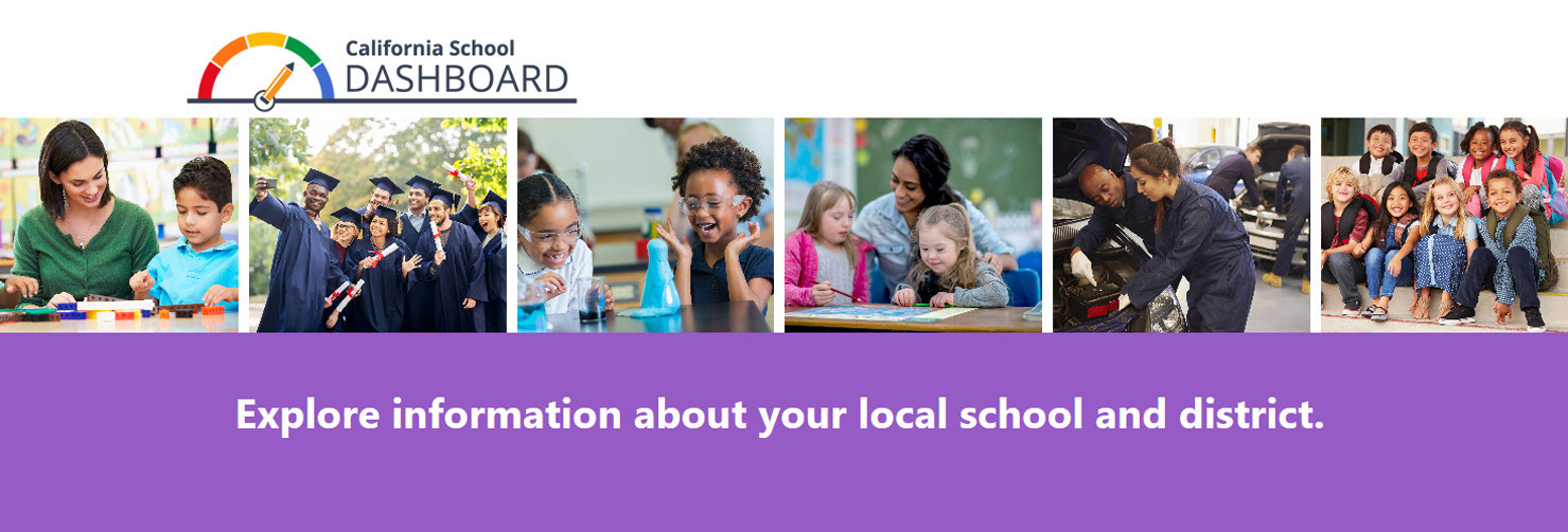 Explore information about your local school and district.