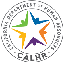 California Department of Human Resources (CalHR) logo